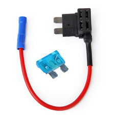 12V Car Standard Add A Circuit Fuse Tap Piggy Blade Holder Socket Plug Sales