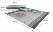 1:400 Mini Airport 1/400 Hong Kong Airport Terminal and Accessories
