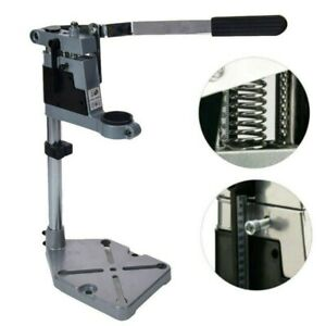 Universal Bench Clamp Drill Press Stand Workbench Repair Tool for Drilling
