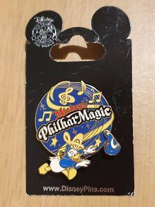 Disney Pin WDW - Mickey's PhilharMagic - Donald Duck - Pin 48601