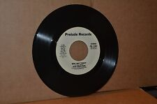 9TH CREATION: WHY NOT TODAY & COME BACK HOME; PRELUDE 71085 MINT SOUL 45 RPM