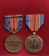 UN United Nations medal for Macedona UNPREDEP Mission