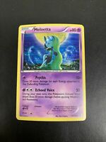 Meloetta - Pokemon Card - Boundaries Crossed 77/149 - Rare Holo - NM