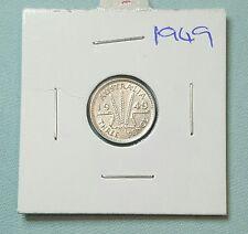 1949 australian threepence coin