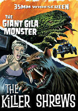 Giant Gila Monster/The Killer Shrews (DVD, 2016)