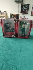 2- Dale Earnhardt Jr #88 AMP Figure & #3 Car  NASCAR Collectible Ornament Trevco