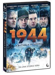 1944 - LA BATTAGLIA DI CASSINO  DVD GUERRA