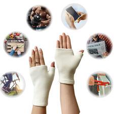 1Pair Wrist Guard Arthritis Brace Support Gloves Elastic Palm Hand Wrist Support