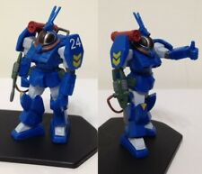 Dougram Battletech Gashapon action figures x 2 Soltic H8-RF 24th Squad RARE