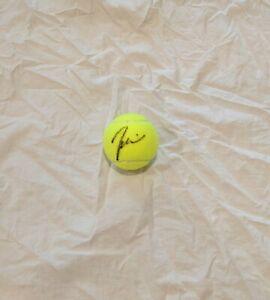 Naomi Osaka signed Tennis Ball W/PROOF US Open Indian Wells AUS Open WTA
