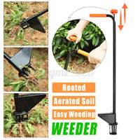 Weed Puller Steel Claw Lawn Weeder Root Remover Killer Grabber Home Garden Tool