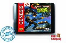 Contra Hard Corps for 16 bit Sega MD Mega Drive Game Console