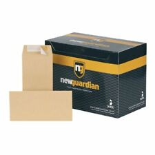 New Guardian DL Envelopes Heavyweight 130gsm Pocket Peel and Seal [JDE26503]