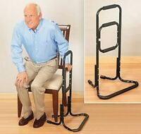 Portable Chair Assist Riser Help Rise from Seated Position Mobility Standing Aid
