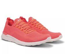 NIB $200 APL Techloom Breeze Running Sneakers | Womens 9.5M, Pink-Coral