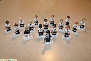 LEGO® 71014 DFB Die Mannschaft -freie Auswahl / alle 16 Figuren- NEU in OVP