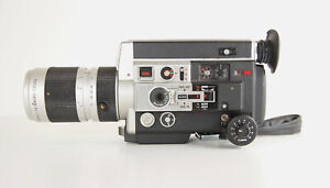 Canon Auto Zoom 1014 Electronic Super 8 Film Camera, Tested and Working Great