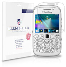 iLLumiShield Anti-Bubble/Print Screen Protector 3x for BlackBerry Curve 9220