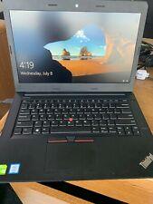 Lenovo ThinkPad E470 <20H1004RUS>, i7-7500U, 8GB RAM, 500GB - Win 10 Pro