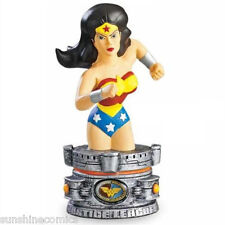 Wonder Woman Paperweight Bust Justice League Cartoon Network Series NEW SEALED