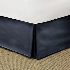 Ampersand California King Bed Skirt - Sullivan - Black New in Package