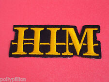 HIM FINLAND VILLE VALO HEAVY METAL SEW/IRON ON PATCH