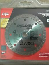SKILL 4'' TURBO RIM DIAMOND BLADE NEW IN PACKAGE 79504