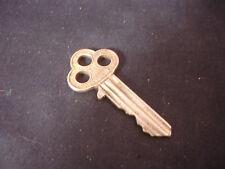 Old Vtg Antique Key Yale Towne Corrugated #1417 Stamford Conn USA