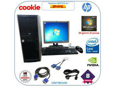 PC HP WORKSTATION X4400 XW4400 + MONITOR HP 1710 + TASTIERA HP + MOUSE HP 160HD
