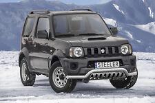 Front Cintres pare-buffles EC avec dispositif de protection arrière pour Suzuki Jimny 2012 -