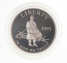 Proof 1995-S Civil War Battlefield Preservation Half Dollar Commemorative *428