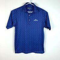 Donald Ross Golf Premium Polo Shirt (US Sizing) Size Men's Small 'Brookwater GC'