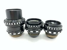 Lenses MIR-11 VEGA-7-1 TAIR-41 Kiev-16U BMPCC Blackmagic Pocket Cinema Camera