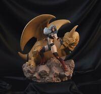 """Heavy Metal Taarna Deluxe 1:10 Scale Statue Figure 12"""" PVC + Taarakian Mount"""