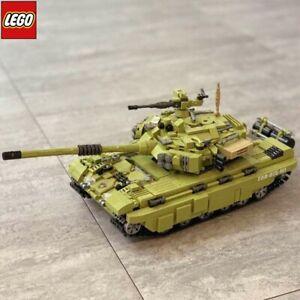 LEGO 1386pcs Military Series Scorpio Tiger Tank Building Blocks Model Bricks