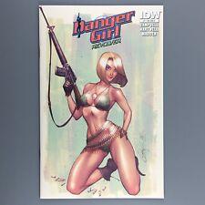 Danger Girl Revolver #1 J Scott Campbell Retailer Edition Variant Limited 500 NM