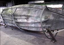 Boots-Form 7,5 x 2,5 m - für schnelle grosse Motorboote -Offshore/Klassik/Angeln