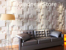 3D Decorative wall panels ABS Plastic molds for Plaster Gypsum alabaster Hi-Tech