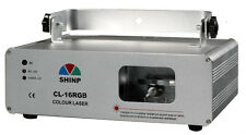SHINP 760mW RGB FullColor Laser Light Stage Show Projector DJ Party Home CL16RGB