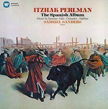 Samuel Sanders Itzhak Perlman - The Spanish Album [CD]