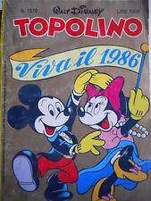 Topolino n°1570 [G.276] - BUONO –