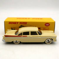 DeAgostini Dinky toys 191 Dodge Royal Seden 1:43 Diecast Models Collection