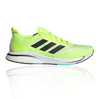 adidas Mens Supernova Plus Running Shoes Trainers Sneakers Yellow Sports