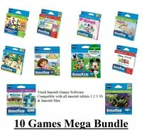 Vtech InnoTab Max 10 Games Bundle *Brand New* Great VALUE Pack