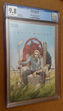 Grass Kings #1 Unlocked Retailer Variant Fiona Staples Cover CGC 9.8 NM+/M *Saga