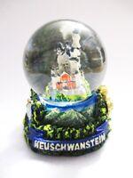Schneekugel Neuschwanstein Eibsee Alpen Snowglobe Germany Souvenir