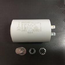 25uF Run Capacitor ICAR PO Plastic 400/450V for 240V motors MPP 25mfd WB 40250