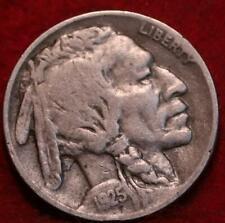 1925-D Denver Mint Buffalo Nickel