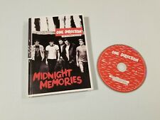 Midnight Memories [Deluxe Edition] by One Direction (UK) (CD, Nov-2013, Sony)