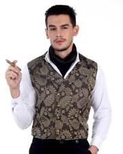 Men's Princelet Steampunk Vest Steampunk, finest fabric, handmade, very nice!!